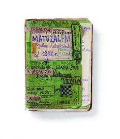 Julian Antonisz, Ostatni dzienniczek. Matuzalem..., t. VII, od 1982 / The Last Dairy. Methuselah..., vol. VII, after 1982