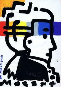 Znalezione obrazy dla zapytania jan młodożeniec plakaty