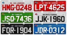 Tudo o que você precisa saber sobre placas de automóveis