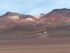 Bolivie - Salar de Uyuni - Sud Lipez 3 jours inouïs posté dans Boliviepar picsandtrips Trek légendaire en Bolivie Dates du séjour : du 9 au 11 juillet 2014