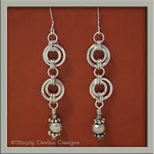 earring designs - Google Search