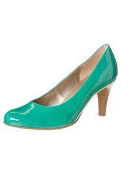 Gabor - Klassieke pumps - Turquoise
