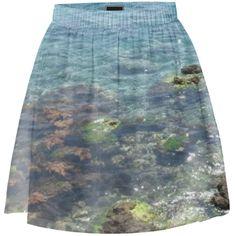 Adriatic Sea Skirt