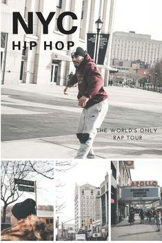 The world's only rap tour: explore Harlem & the Bronx | NYC | New York City | Hip hop | USA