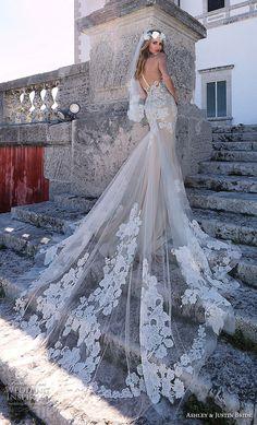 Black Wedding Gowns, Sheer Wedding Dress, Amazing Wedding Dress, Fit And Flare Wedding Dress, Wedding Dress Trends, Dream Wedding Dresses, Wedding Bride, Bridal Dresses, Bridesmaid Dresses
