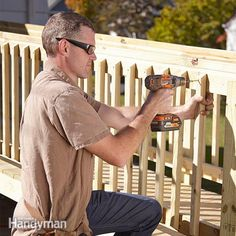 How to Build a Wheelchair: These wheelchair ramp plans will help you to build and install a handicap ramp that's safe and efficient. http://www.familyhandyman.com/decks/how-to-build-a-wheelchair-ramp/view-all