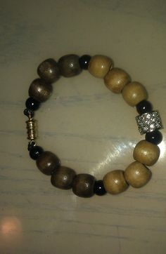 Men's bracelet.