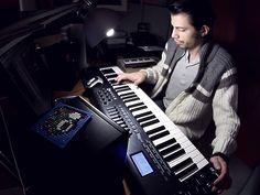 """In un minidocumentario il processo creativo del giovanissimo produttore pugliese appassionato di suoni 8-bit, collaboratore di Mistaman su """"M-Theory"""""""