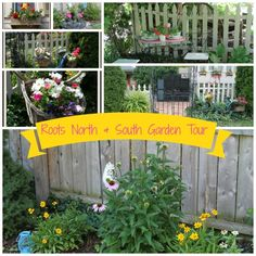 Garden Tour - Roots North & South