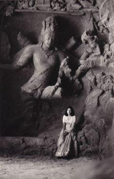 hinducosmos: Sculpture of Shiva at Elephanta... - Hridaya - Heart of Tantras