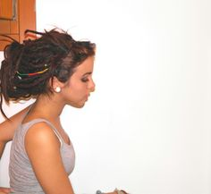 #me #dreads