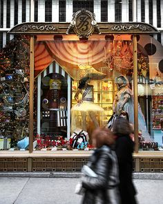 What A Pane: Highlights of The Season's Best Holiday Windows