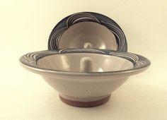 The Original Apple Baker Dish Set of 2 Pottery Baking Paris Maine #TheOriginalAppleBaker