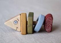 Деревянные игрушки | Лес домой