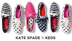 Kate Spade x Keds Is Set To Launch This Spring