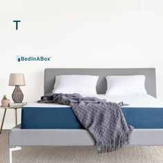 BedInABox® Black Friday Sale 30% Off Plus, get a free throw blanket with your new BedInABox®. #BlackFriday #Free #Blanket