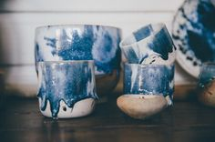 Want these as my kitchenware in the future, by way of Byron Bay by Sit Still Lauren Ceramics.