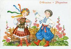 Ukraine - Trad Kids