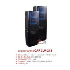 Loa hội trường CAF CLV-215 nhập khẩu chính hãng, giá thành tốt nhất. Liên hệ Bảo Châu Elec để được tư vấn tốt nhất, chúng tôi nhận vận chuyển hàng toàn quốc và quốc tế.