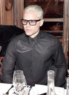 Suicide Squad Transformation Long Live The Joker Jared Leto Fashion Week Paris…