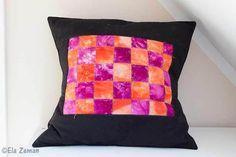 jak uszyć patchworkową poduszkę