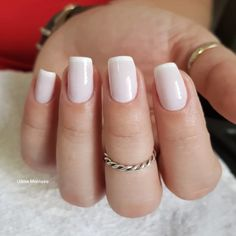 Dicas para fazer unhas francesinhas perfeitas My Beauty, Hair Beauty, Nail Inspo, Make Up, Nail Art, Nails, Jamie Chung, Amanda, Minnie Mouse