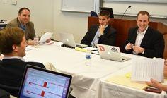 New football negotiation competition kicks off at Tulane Law