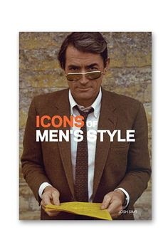 Icons Of Men's Style - Josh Sims, one of the UK's most respected men's fashion journalists, takes us on a journey through the history of the male wardrobe with Icons of Men's Style. We learn that, unlike womenswear, which is often fuelled by the desire to be cutting-edge - menswear has evolved slowly over time. From the seemingly everyday T-shirt which was created for US Navy personnel to the modern brogue that began life supporting the feet of Irish and Scottish agricultural workers.