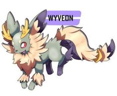 The Poisonous pokemon Poison type Ability: Poison Point Hidden ability: Poison Touch Evolves from Eevee when leveled up holding a Toxic Orb Solvateon Pokemon Kalos, Pokemon Eevee Evolutions, O Pokemon, Pokemon Comics, Pokemon Fan Art, Pokemon Maker, Pokemon Sketch, Satoshi Pokemon, Pokemon Crossover