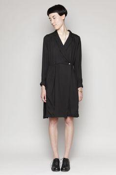 Hope Loft Dress (Black)