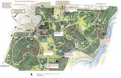 dc arboretum map - Google Search