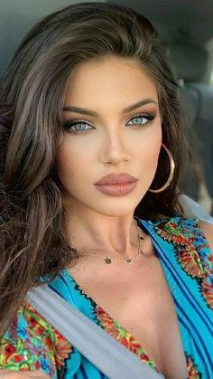 Most Beautiful Faces, Stunning Eyes, Beautiful Lips, Gorgeous Eyes, Pretty Eyes, Gorgeous Women, Gorgeous Blonde, Brunette Beauty, Woman Face