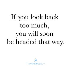 Photo: Look ahead with unwavering belief and focus.