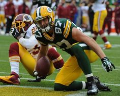 Game Photos: Packers vs. Redskins