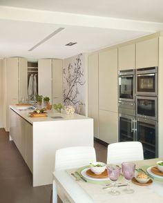 Una reforma llena de ideas · ElMueble.com · Cocinas y baños