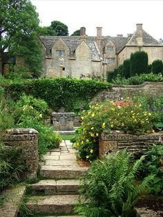 Castles & Manor Houses — outdoormagic: Snowshill Manor, Gloucestershire by...