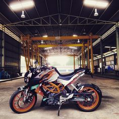 Ktm duke 390 x26 bodykit by Autologue design India