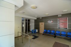 Wejherowo  Hospital (Poland) - Parqwall System by PL (Abet Group)