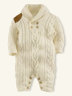 Ralph Lauren shawl coverall. Link does not work and not free pattern. For info only