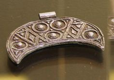 Slavic jewellery, Great Moravia