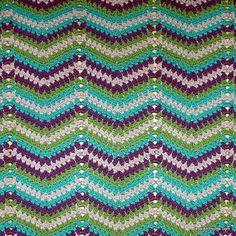 Faded-Ripple-Free-Crochet-Pattern by JessieAtHome, via Flickr