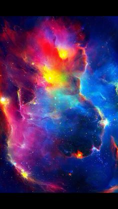 Cool galaxy background for ipods/iphones/ipads