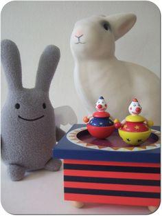 rabbit lamp, ange lapin, trousselier toys