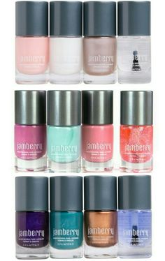 Jamberry Lacquer Sets                                                                                                                                                     More