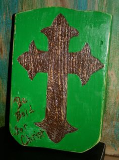 Be Bold for Christ by GraceFlowsFreely on Etsy, $15.00