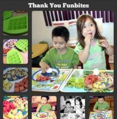 FunBItes is fun for kids...