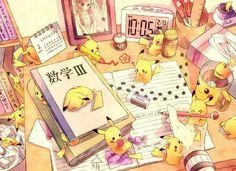 Pikachu~~~