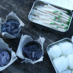 Not a campfire pro? No worries! These easy DIY fire starters get a blaze goin' in no time. These Simple DIY Fire Starters Make Camping Easy
