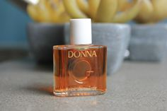 Vintage Perfume DONNA by Gherardini Eau de Toilette EDT 6 ml / 0.15 oz mini, very rare by RamonaStore on Etsy