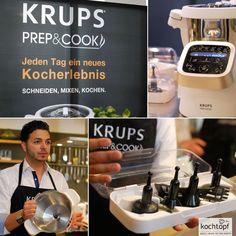 2015 ist das Jahr der kochenden Mixer... oder der multifunktionalen Küchenmaschinen mit Kochfunktion - wie sie marketingtechnisch genannt werden. Vorwerk ist mit seinem Thermomix nicht unschuldig an diesem Trend. Krups will da nicht hinten anstehen und...